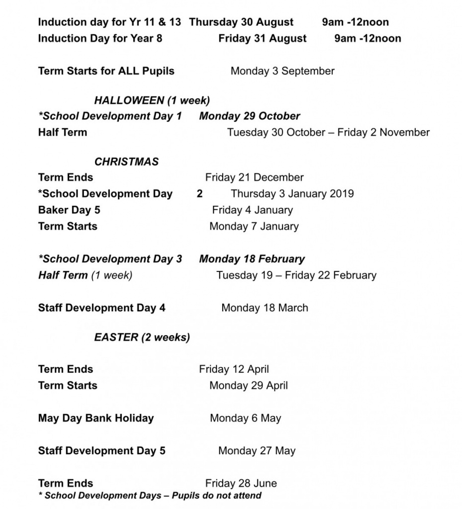 academic year 2018/19 | lisneal college